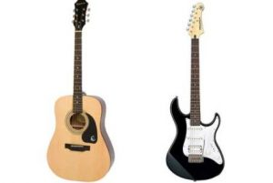 Acoustic or Electrical